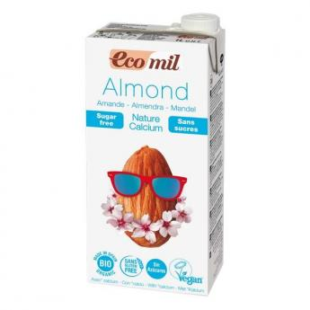 Almond drink calcium without sugar 1 l